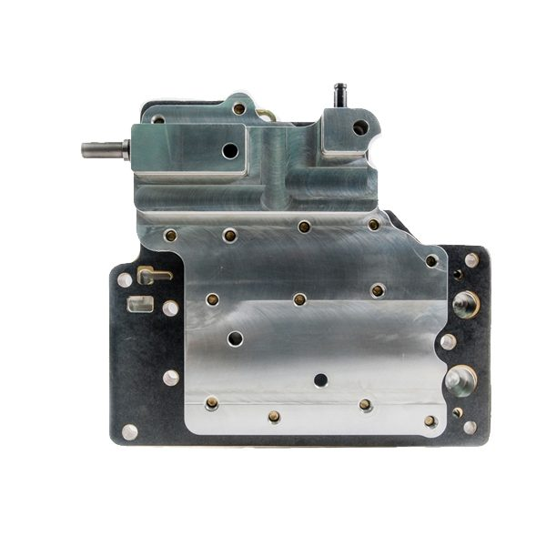 Powerglide valve body