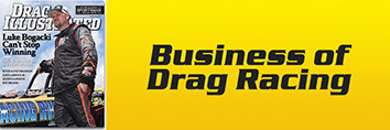Business of drag racing