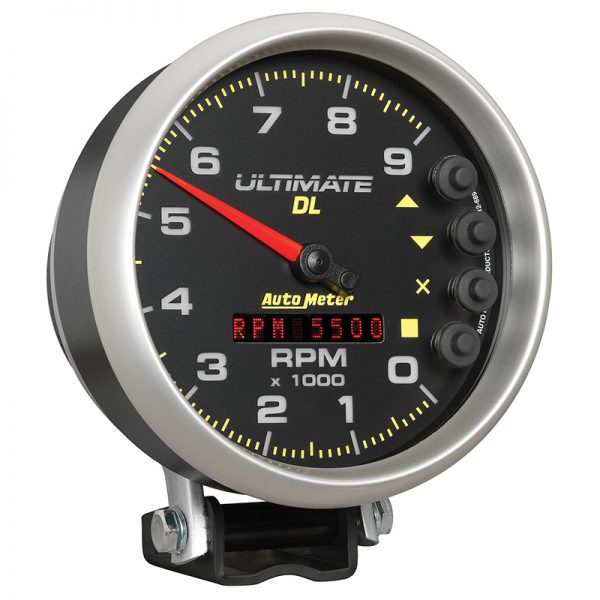 autometer dl tach angled