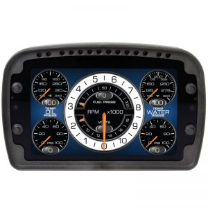 Autometer LCD Dash lights off