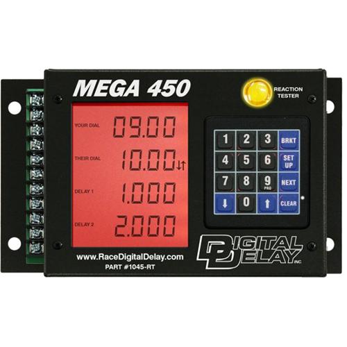 delay box mega 450