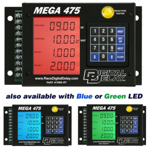 mega 475 black with backlights