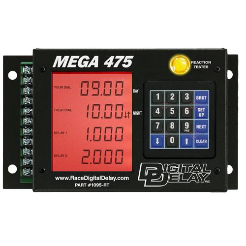 mega 475 delay box
