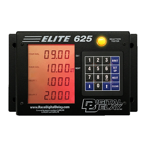 mega elite 625 delay box