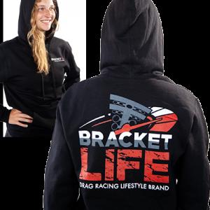bracket life hoodie