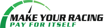 Make Your Racing Pay For Itself logo