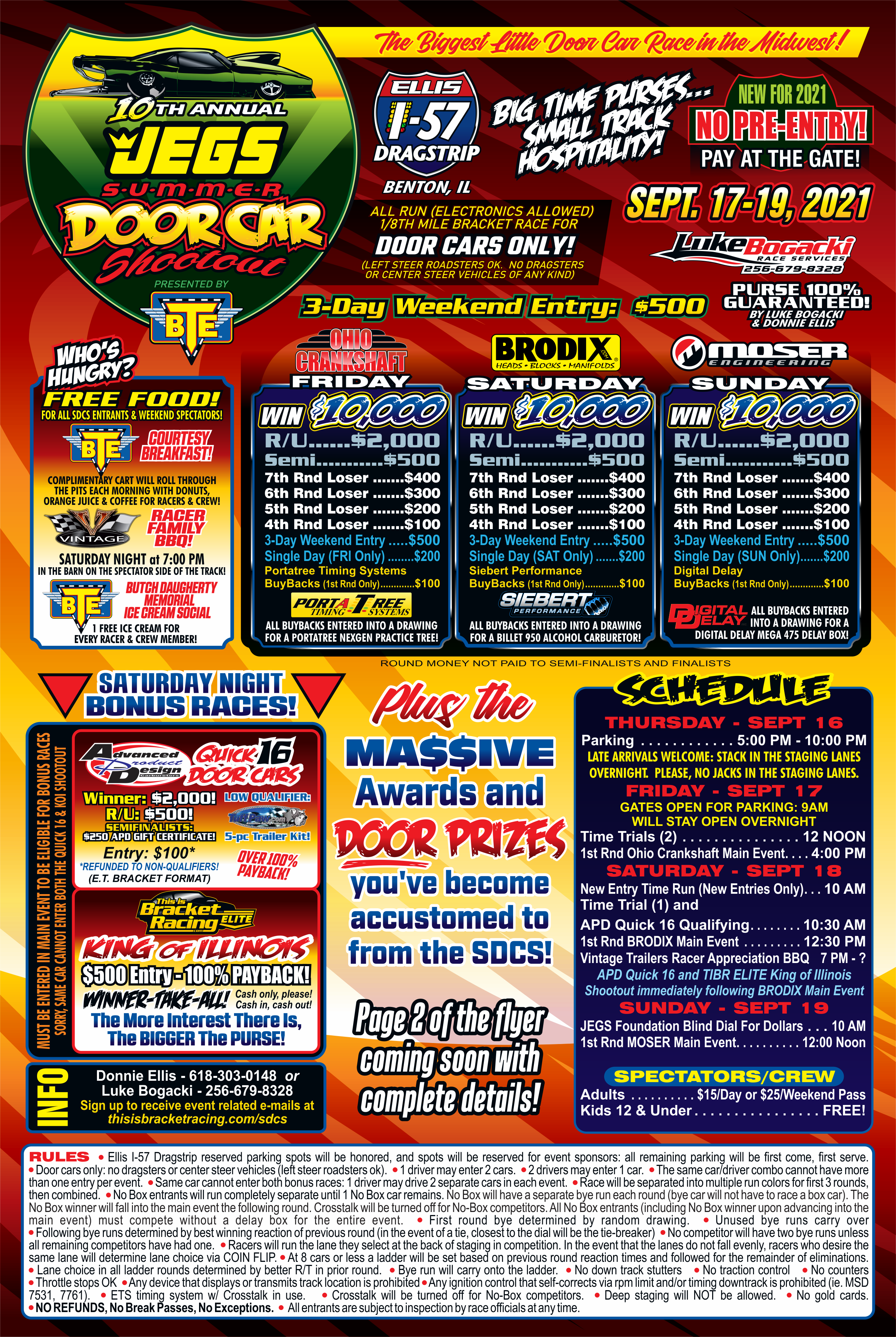 SDCS 2021 Flyer page 1