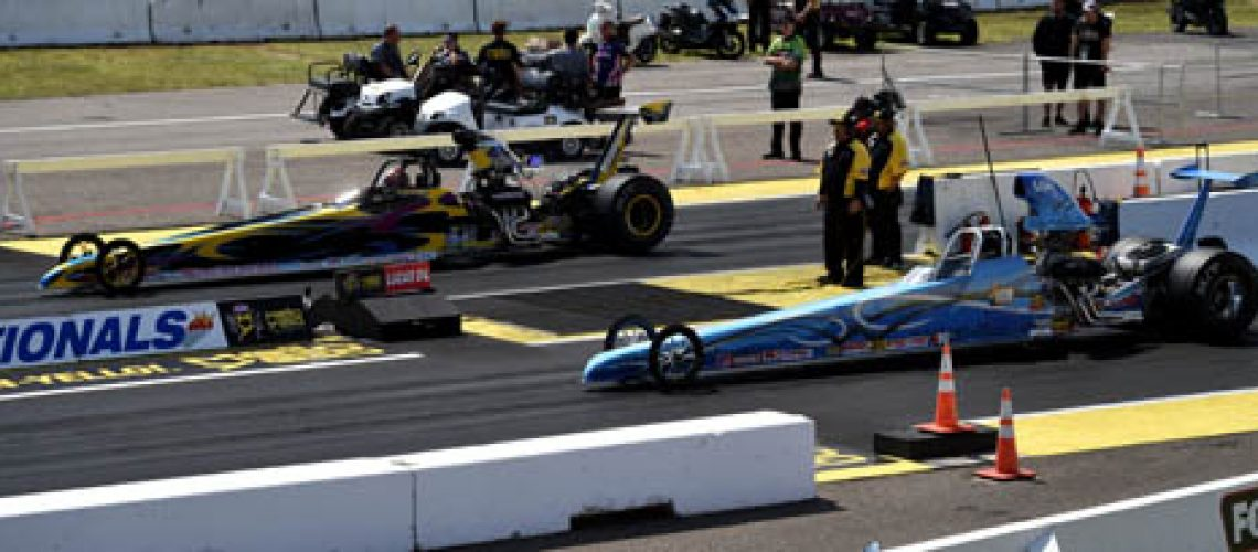38th annual Lucas Oil NHRA Nationals